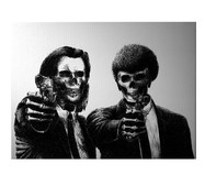 Картина Pulp Fiction by Motohiro Nezu от ICON Designe