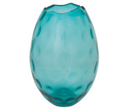 Ваза Blue Glass Vase от MAK interior
