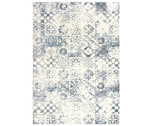 Ковёр Siena Ivory Blue от Carpet Decor, голубой