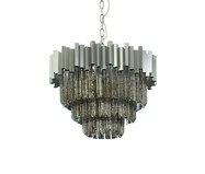 Люстра Small Nickel Painted Chandelier от Premier Housewares