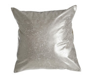 Декоративная подушка Fifty Five South Crush Leather Silver от Premier Housewares