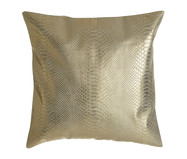 Декоративная подушка Fifty Five South Gold Snake Effect от Premier Housewares