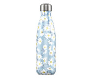 Термос chilly's bottles, floral, daisy, 500 мл